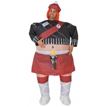 HIGHLANDER INFLATABLE COSTUME