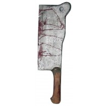 BIG MEAT CLEAVER