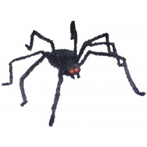 ANIMATED BLACK SPIDER 49 INCH