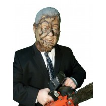 BUBBA CLINTON MASK LATEX