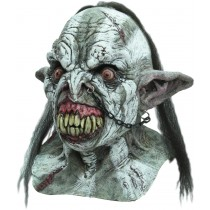 BATTLE ORC ADULT LATEX MASK