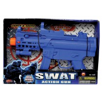 SWAT MP5 MACHINEGUN PISTOL