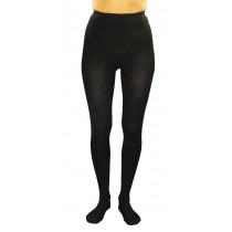 TIGHTS SEAMLESS BLACK SMALL