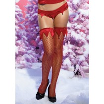 NORTH POLE STOCKINGS ONE SIZE