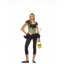 BEE SUNFLOWER TEEN MEDIUM/LARG