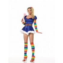 STARBURST GIRL COSTUME MEDIUM