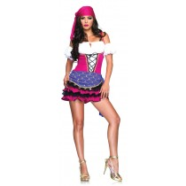 CRYSTAL BALL GYPSY MED/LRG