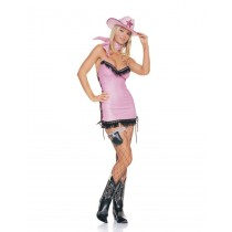 COWGIRL PINK MED LG NO HAT