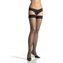 LYCRA FISHNET THI HI WHITE