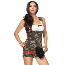 BULLET BELT WITH POUCH