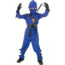 NINJA - CHILD BLUE MEDIUM