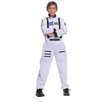 ASTRONAUT WHITE CHILD 10-12