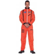 ASTRONAUT MENS ORANGE STD