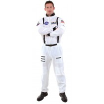 ASTRONAUT MENS WHITE STD