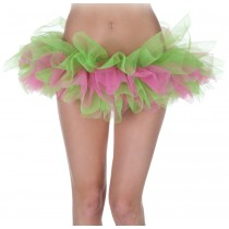 TUTU GREEN AND PINK