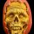 3D PUMPKIN FACE REPLICA DEAD ED wvs-pr3